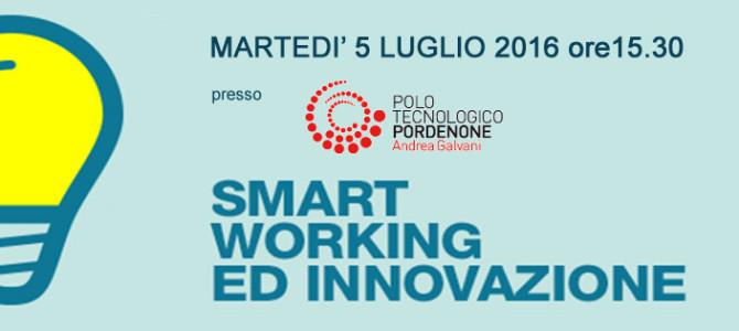 Smart Working ed Innovazione